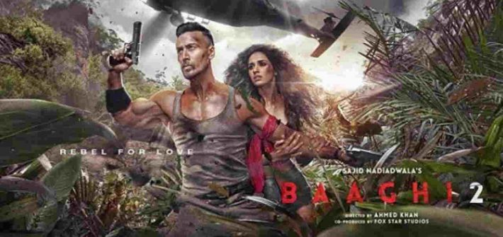 Baaghi 2 Bollywood Movie - Box Office Collection.