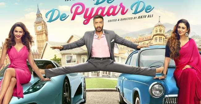 De De Pyaar De Box Office Collection Reports Worldwide