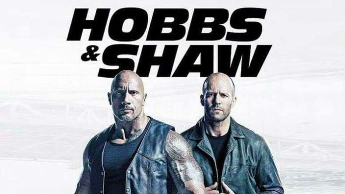 Hobbs & Shaw (Fast and Furious) Box Office Collection