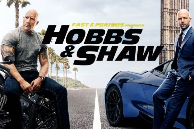 Hobbs and Shaw1st Day Box Office Collection